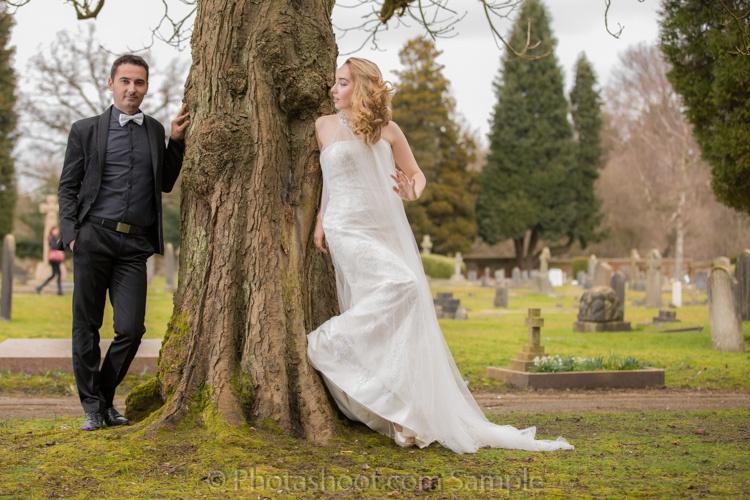 Alex John 150312 Photashoot Surrey Wedding Photography