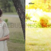 Wedding photo editing services - PGBS