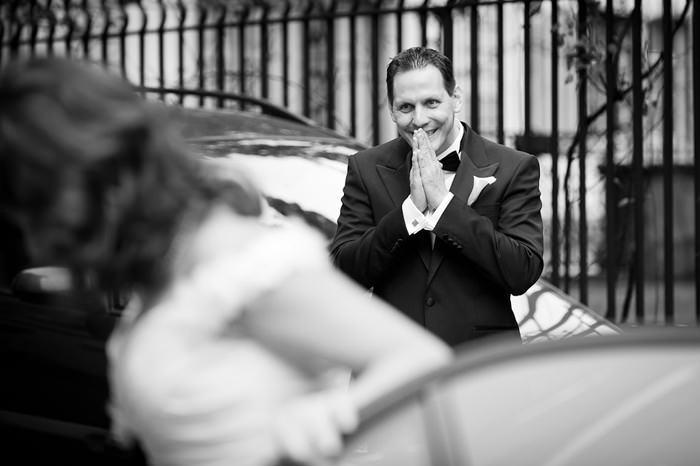 Wedding Photography Hot Shot: Love at first sight