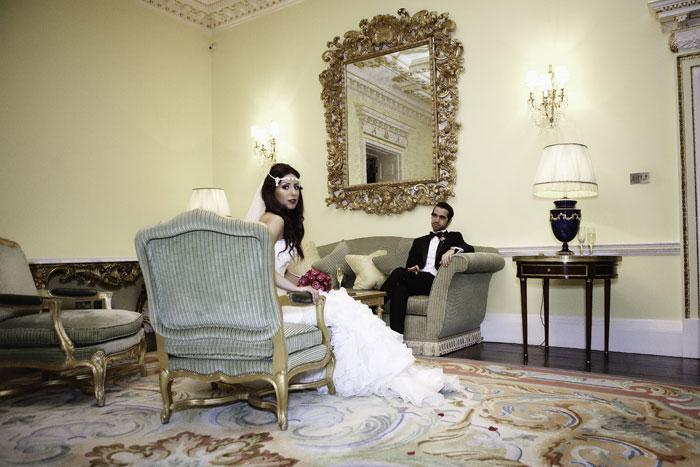 Wedding Photography at The Ritz