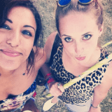 Samaira and Lauren