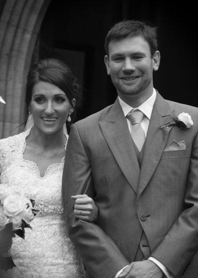 Bride-and-Groom-B&W