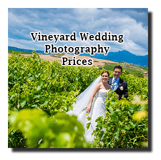 Vineyard Wedding Photography Prices Button