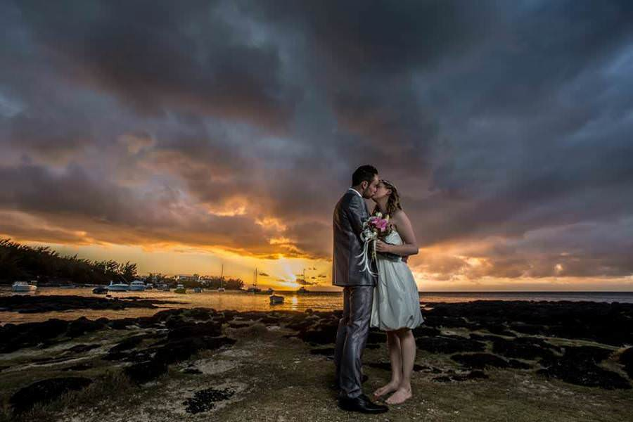 Ido Productions, Mauritius wedding photographer