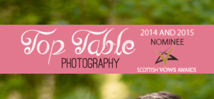 Top Table Photography