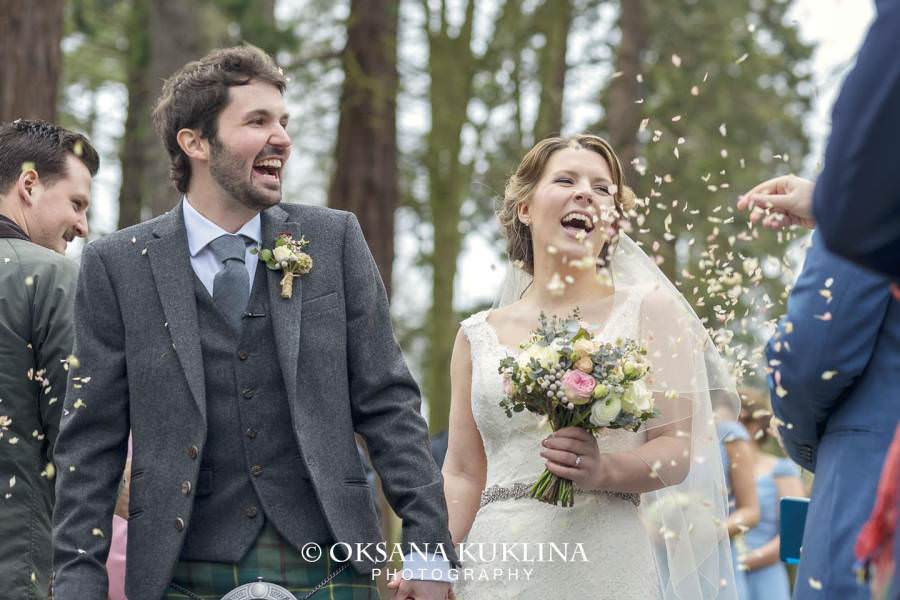 Oksana Kuklina - Edinburgh Wedding Photographer