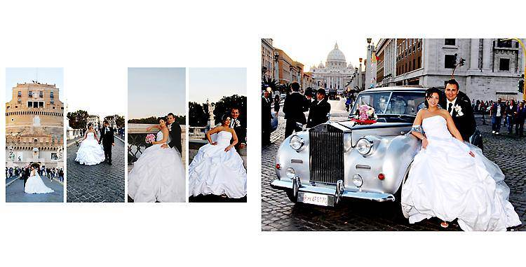 Rome Weddings Photography