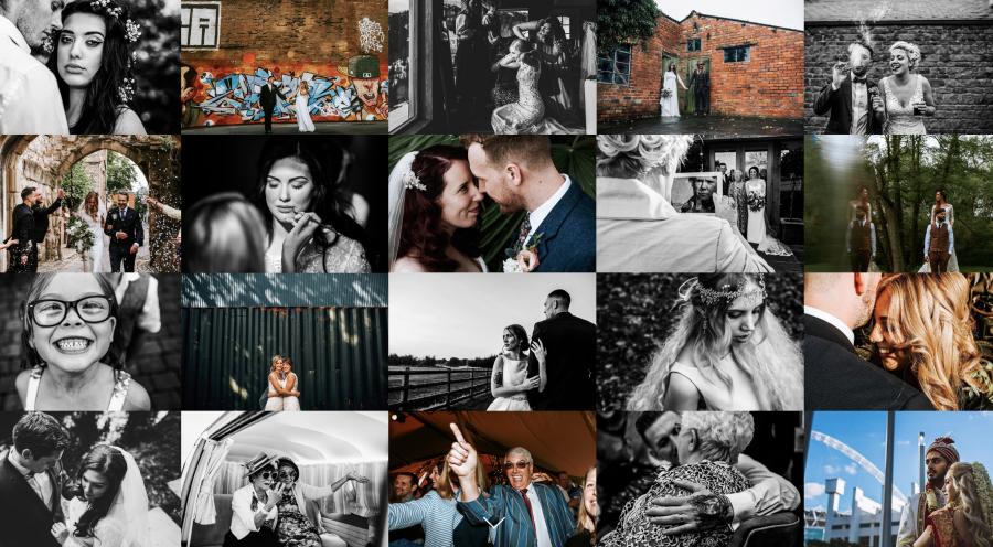 Ed Brown Wedding Photography