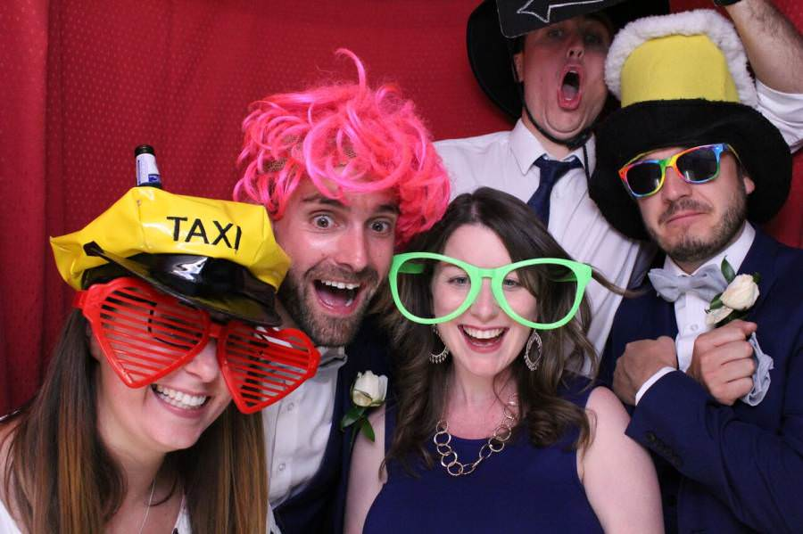 Hire A Photo Booth London | Occasions Photo Booth