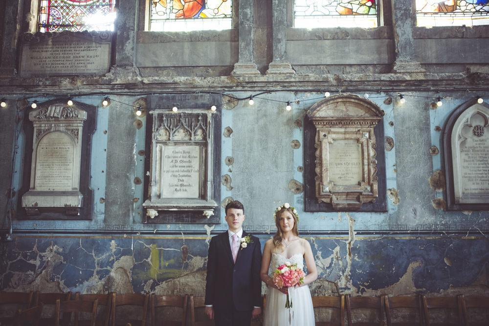 The Asylum wedding photography London