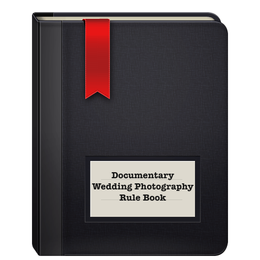 Documentary Wedding Photography Rule Book