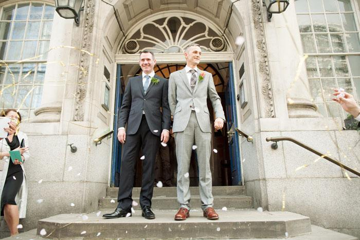 Wedding Photography Civil Partnership, Chelsea, London