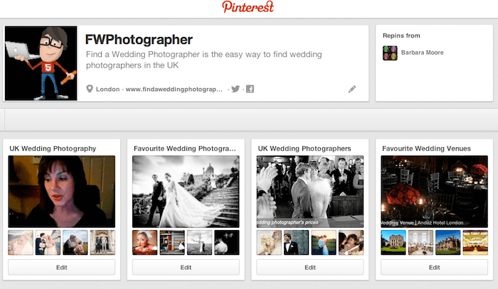wedding photography on Pinterest